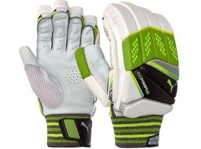 Puma 2017 evoPower3 Junior Cricket Batting Gloves