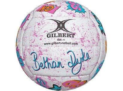 Gilbert Signature Bethan Dyke Netball