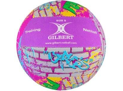 Gilbert Signature Netball - George Fisher