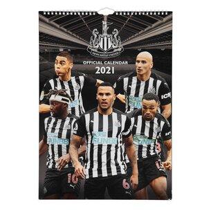 Newcastle United 2021 Calendar