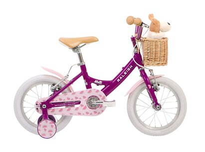 Raleigh Molli 14 Inch 2021 Kids Bike