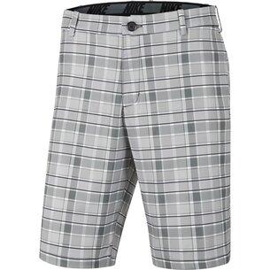 Nike Core Plaid Flex Shorts Mens