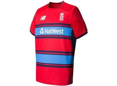 New Balance England Cricket T20 Stadium Shirt