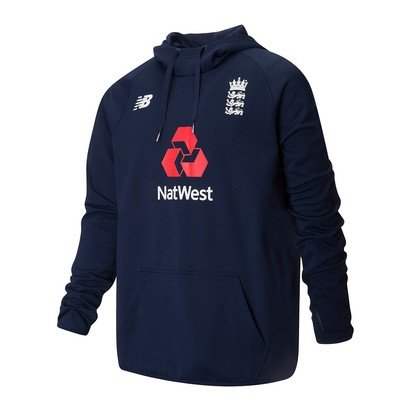 New Balance England Cricket Travel Hoodie