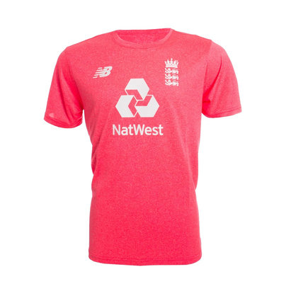New Balance England Cricket Training T-Shirt