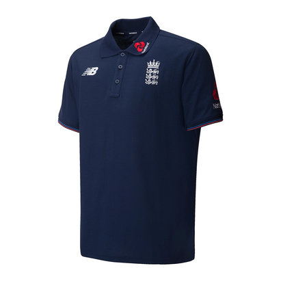 New Balance England Cricket Shirt