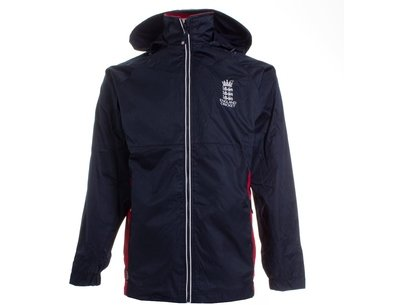 England Cricket Classic Full Zip Rain Jacket