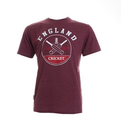 England Cricket Classic Cricket Tee