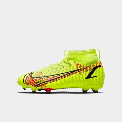 Nike Mercurial Superfly Academy DF Junior FG Football Boots