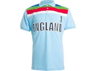 England Cricket Retro Polo