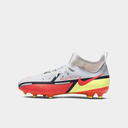 Nike Phantom GT Academy DF Junior FG Football Boots