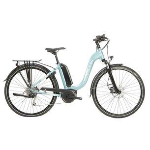 Raleigh Motus + Evans Exclusive Low Step 2021 Electric Hybrid Bike