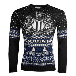 NUFC Newcastle United Christmas Jumper
