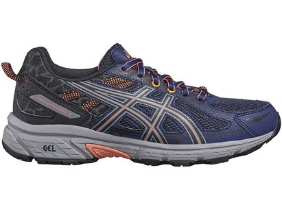 Asics Womens Venture 6 Trail Running Shoes