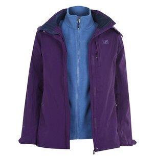 Karrimor 3 in 1 Weathertite Jacket Ladies