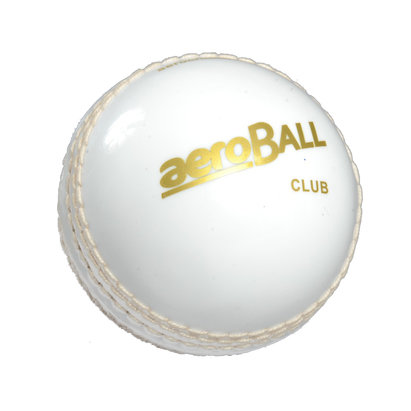 aeroBall Club Junior Cricket Ball