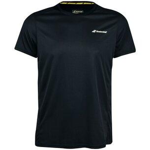 Babolat Core Flag Club T Shirt Mens