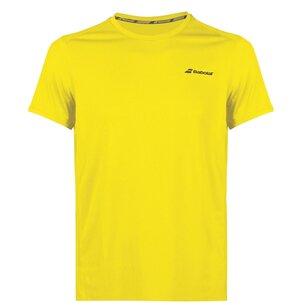 Babolat Flag Club Tennis T Shirt Junior