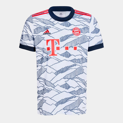 adidas Bayern Munich Third Shirt 2021 2022
