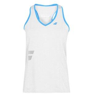 Babolat Ace Ladies Tennis Crop Top