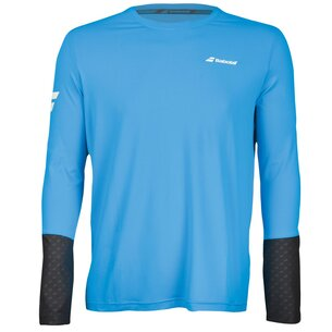 Babolat Core Long Sleeve Crew T Shirt Mens