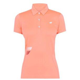 Babolat Club Tennis Polo Shirt Womens