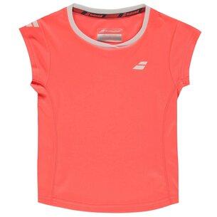 Babolat Club Tennis T Shirt Girls