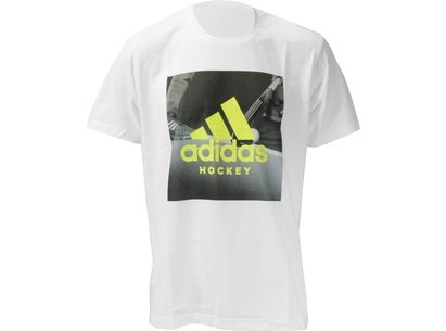 adidas Mens Hockey T-Shirt