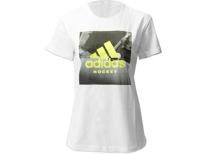 adidas Womens Hockey T-Shirt