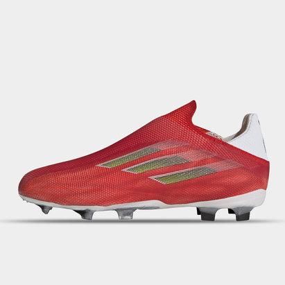 adidas X + Junior FG Football Boots
