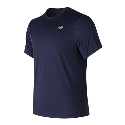 New Balance Mens Accelerate SS Running Shirt