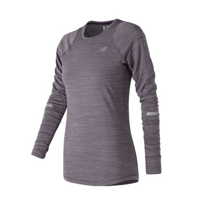New Balance Womens Seasonless LS Running Shirt