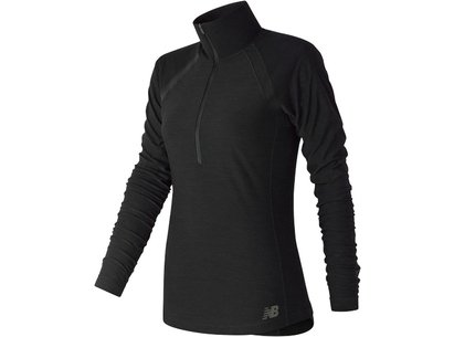 New Balance Womens Anticipate 1/2 Zip