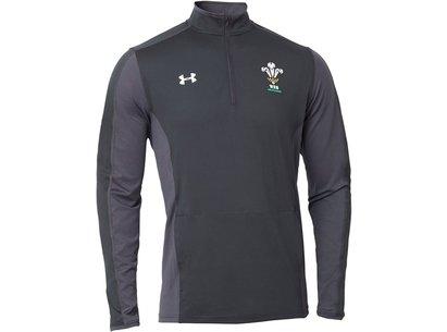 Under Armour 2018 Wales 1/4 Zip Fleece