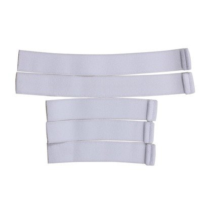 Hockey Goalkeeping Replacement PE Backplate Elasticated Straps