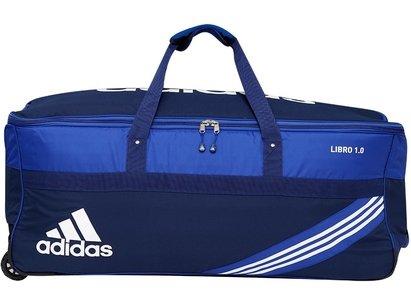 adidas 2018 Libro 1.0 Wheelie Cricket Bag