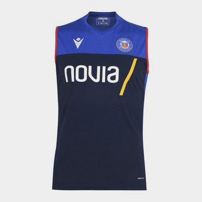 Macron Bath 20/21 Training Singlet Mens