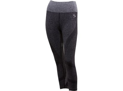 Intent Compression Womens Crop Tight