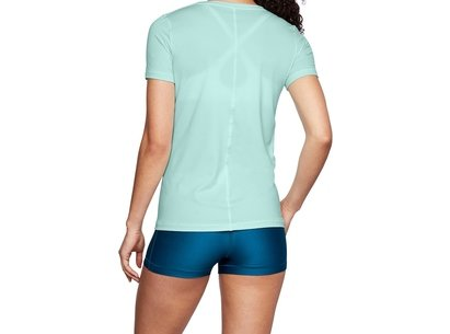 Under Armour 2018 Heatgear Armour Womens Training Short Sleeve Top
