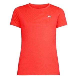 Under Armour HeatGear Armour Training T Shirt Ladies