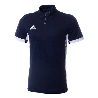 adidas Mens Team Polo