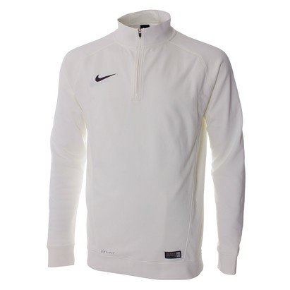 Nike 1/4 Zip Long Sleeve Cricket Sweater