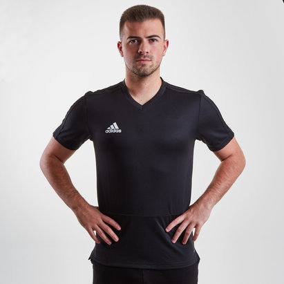 adidas Condivo 18 S/S Football Training Shirt