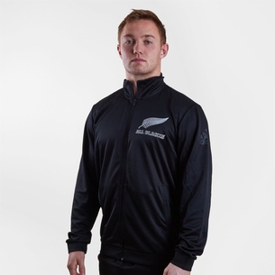 adidas All Blacks Tracksuit Top Mens