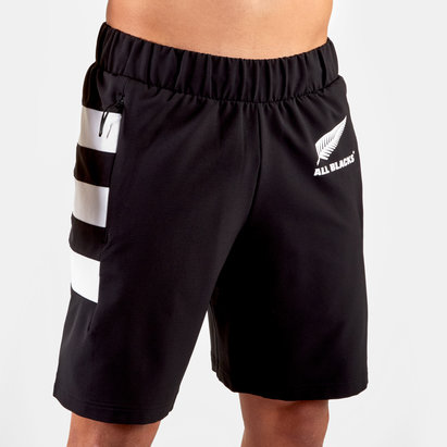 adidas All Blacks Woven Shorts Mens