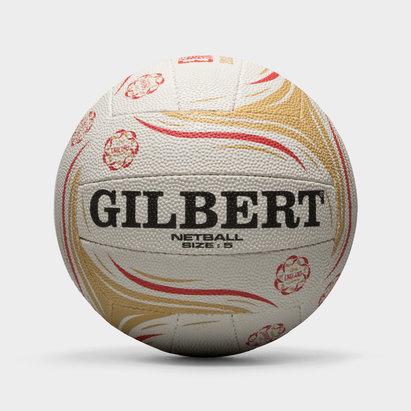 Gilbert England 2018 Gold Medal Winners Netball