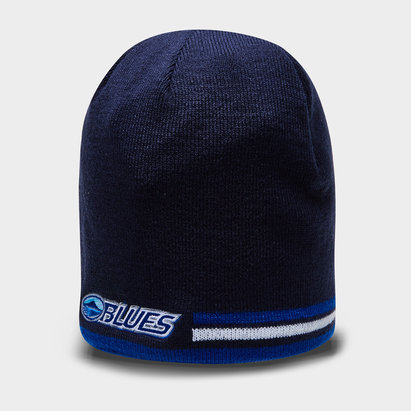 Brandco Blues 2019 Super Rugby Bobble Beanie