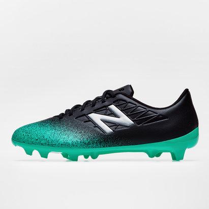 New Balance Furon V5 Dispatch Kids FG Football Boots