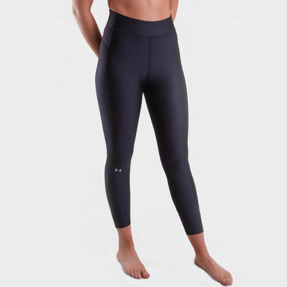 Under Armour HeatGear Armour Ladies Ankle Crop Leggings