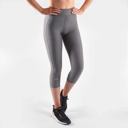 Under Armour HeatGear Armour Ladies Capri Leggings